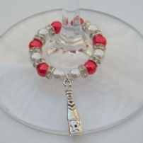 Wine Glass Charms - Full Sparkle Style